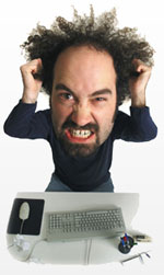 stress after get mistakes in affiliate marketing program